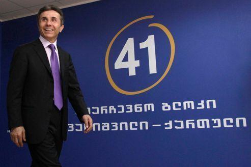 Géorgie : Ivanichvili inflige une claque à Saakachvili