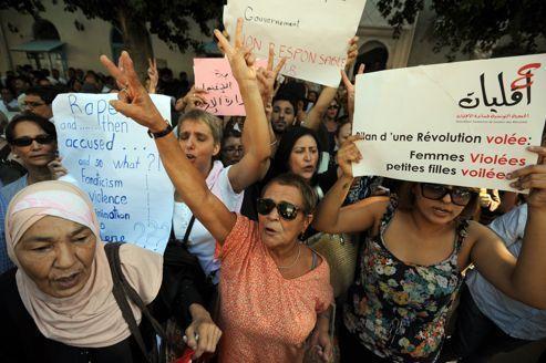 Tunisie : la rébellion d'une femme violée