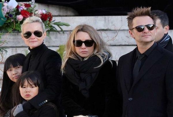 Héritage Hallyday : Laeticia annonce un «accord définitif» avec Laura Smet