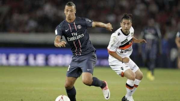 PSG : Ibrahimovic assume ses responsabilités et avoue un coup de mou