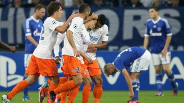 LdC : Paris battu, Montpellier s'arrache, le Real cartonne