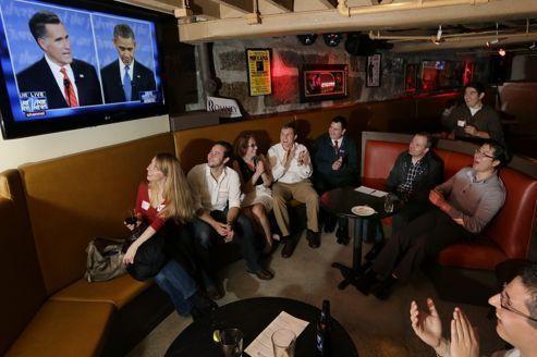 Les jeunes républicains satisfaits après le débat