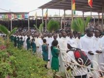Pelerinage annuel de la légion de Marie : Poponguine accueille l'ensemble des légionnaires ce dimanche