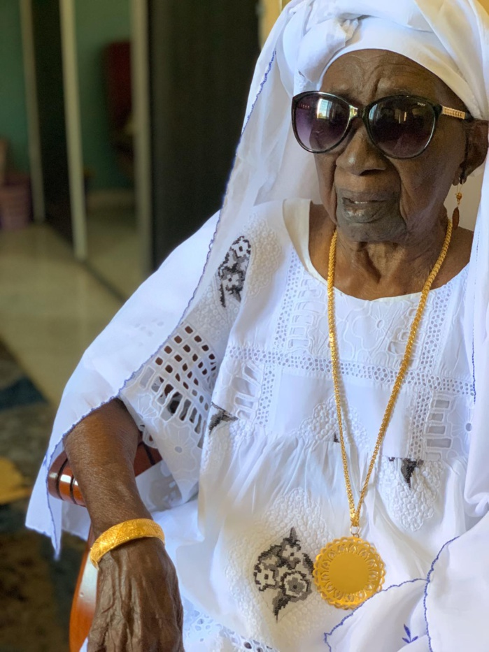 Nécrologie - Gaston Mbengue perd sa mère, Adja Soda Samb, âgée de 102 ans