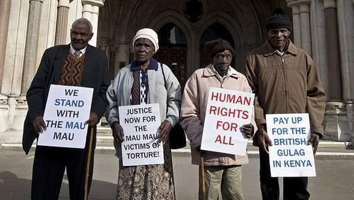Trois Kényans poursuivent Londres pour des crimes coloniaux