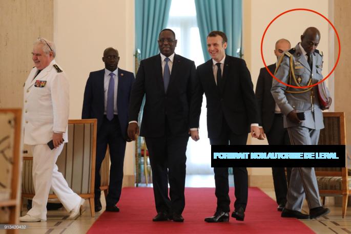 Dépositaire des secrets de la République: Très réservé, Colonel Meissa Cellé Ndiaye, aide de camp du Président Sall, une incarnation de la discrétion
