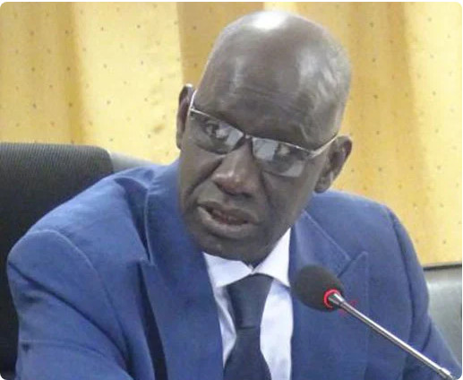 "Mbagnick Ndiaye: "" Macky Sall doit sévir contre Cissé Lô"""