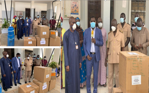 Lutte contre la Covid-19: La Fondation Orange appuie la Fondation Sonatel au Sénégal