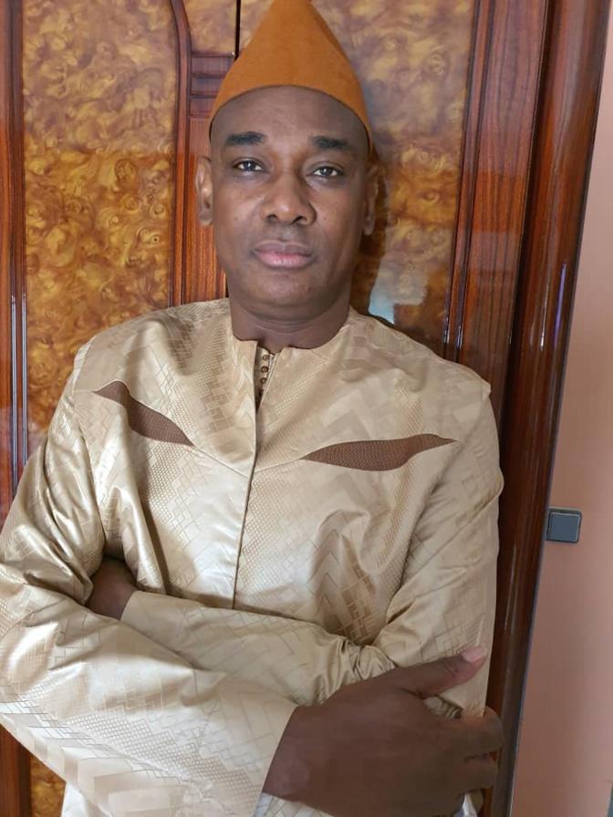 Amadou Dawa Diallo, SG du Parti de la réforme : «Ce n'est pas le moment des querelles de borne-fontaine ni l'heure du bilan»