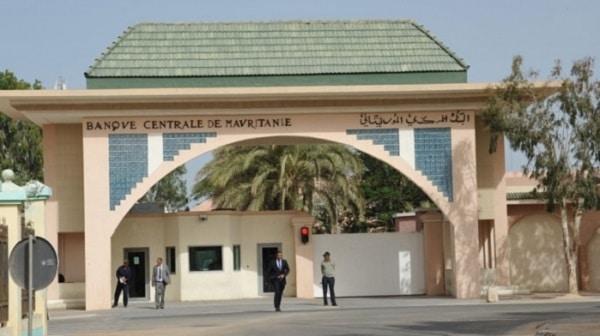 935 000 euros disparaissent des réserves de la Banque centrale de Mauritanie