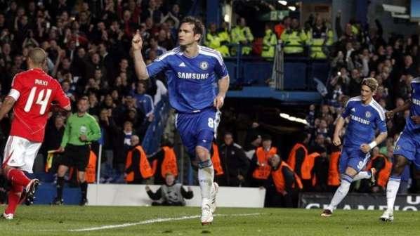 Un chèque de 16 M€ pour convaincre Lampard de quitter Chelsea ?