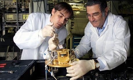 Un franco-marocain Prix Nobel de Physique 2012