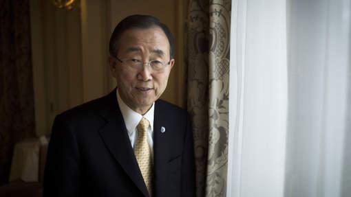Damas rejette le cessez-le-feu réclamé par Ban Ki-moon