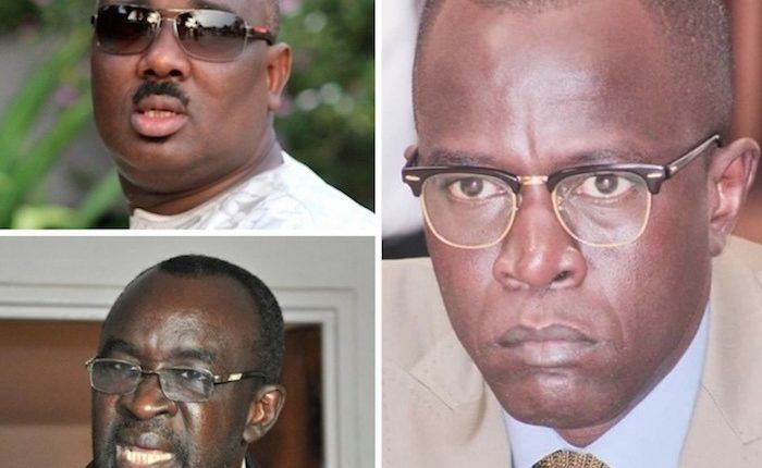 Yakham, Cissé Lô et Farba Ngom - Après les insultes, le calumet de la paix?