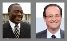 Hollande tance Kabila avant son voyage à Kinshasa