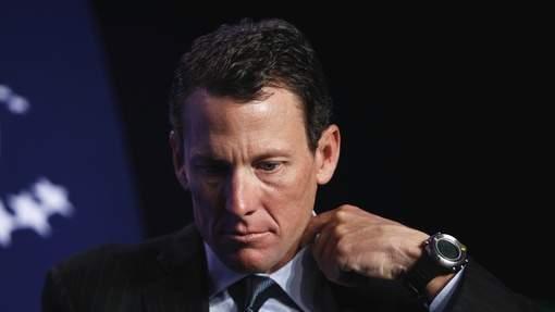 """Armstrong """"non affecté"""" par le rapport de l'USADA"""