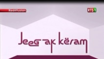 """""""Jeeg Ak Keram"""" du 11 octobre 2012 (Rts1)"""
