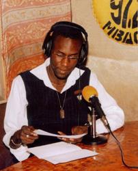 Revue de presse du samedi 13 octobre 2012 (Ibrahima Benjamin Diagne)