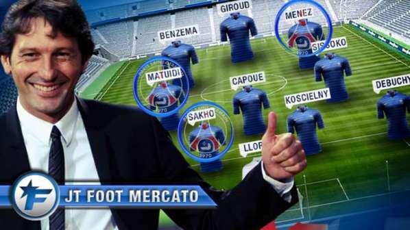 Le PSG nouveau fournisseur officiel des Bleus