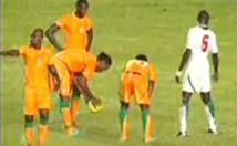 Vidéo : Sénégal vs Côte d'Ivoire résumé du premier but des ivoiriens. Regardez