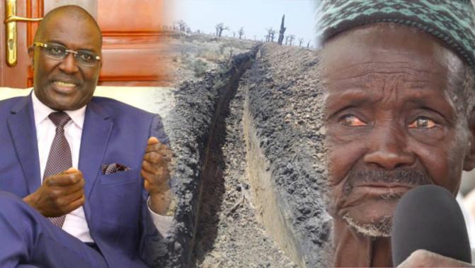 Litige foncier: Les populations de Djilakh vont marcher à Dakar le 17 juillet prochain