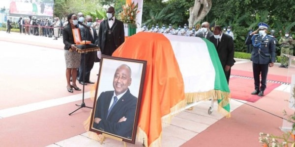 Hommage à Amadou Gon Coulibaly : l'adieu de la Nation à celui qui aurait pu être président