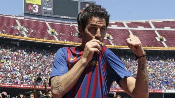 Barça/Arsenal : les surprenantes révélations de Cesc Fabregas
