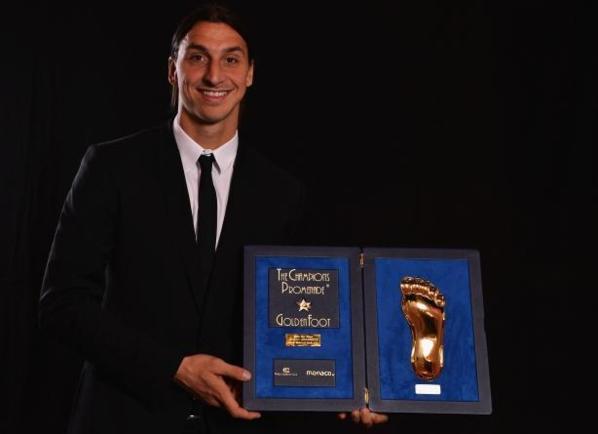 PSG : déjà un trophée pour Ibrahimovic !