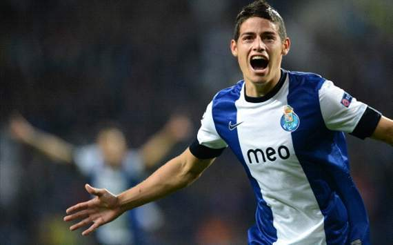Porto : James Rodriguez aime le Real Madrid...