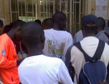 [Audio] 10 mois sans salaire : les agents de la Régie des Bourses entament le combat