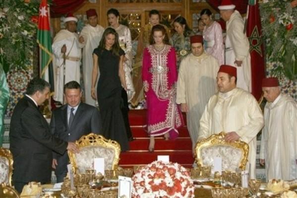 Consolidation des relations entre le Maroc et la Jordanie