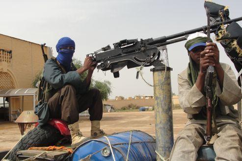 Comment la France planifie l'intervention au nord du Mali