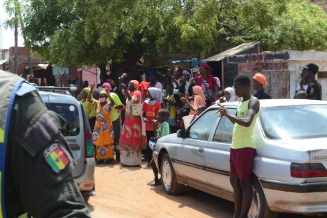 Bambilor dans la rue: Les populations dénoncent