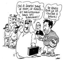 [Vidéo]: La France aime les musulmans du Qatar, mais déteste ceux des banlieues (Par Neega Mass)