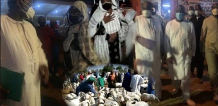 Tabaski - Macky Sall offre 3000 moutons