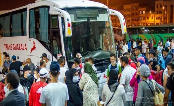 Risque de propagation du coronavirus: le Maroc ferme huit villes, un chaos noté sur les routes