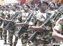 Les femmes soldats impatientes d'obtenir l'autorisation de se marier: Deux demandes rejetées pour… vices de forme