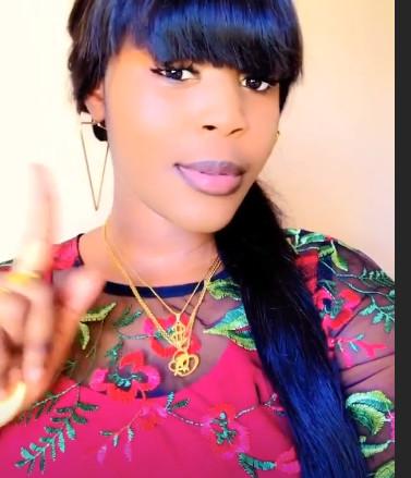 Photos-La fille de la chanteuse Ndiolé Tall en mode Tabaski!