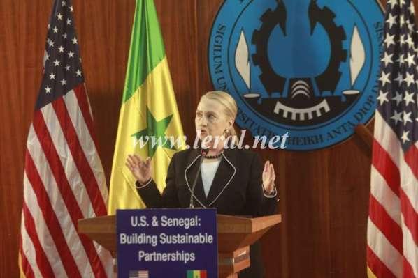 Hillary Clinton assure vouloir quitter son poste après le 20 janvier 2013