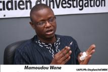 Le journaliste Mahmoudou Wane pointe du doigt la faillite de la police et des Rg