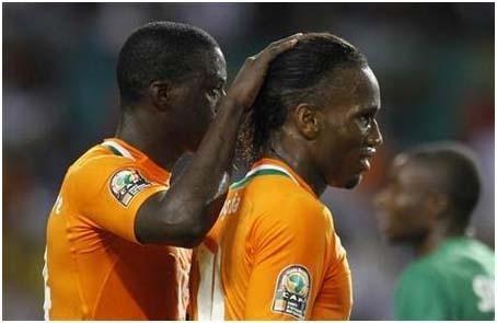 Football : liste des 23 meilleurs footballeurs Didier Drogba et Yaya Touré seul africains en lice pour le Ballon d'Or 2012
