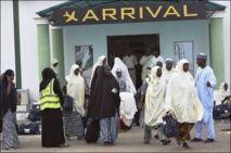 [VIDEO] Les premiers pèlerins ont foulé le sol de Dakar.