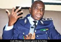 Hommage de la police au défunt Assane Sagne