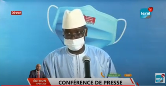 Covid 19/Annonce de 4 mesures : Ay Ngouille Ndiaye hausse le ton !