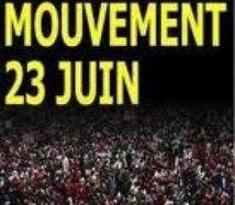Annulation de la marche de protestation du « M23 Patriotique ».
