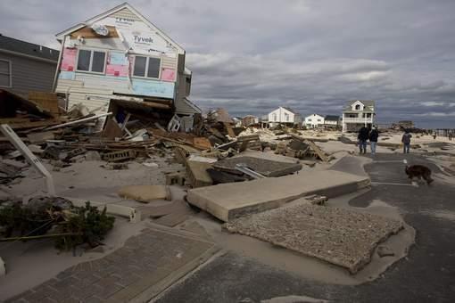 Une nouvelle tempête s'approche de la côte est des Etats-unis
