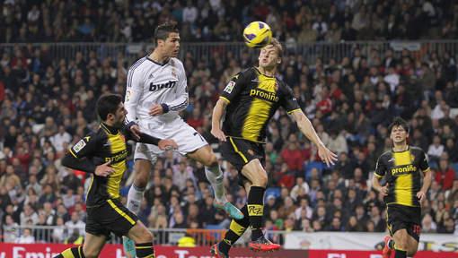 Le Real sur le podium, le Barça reste en tête