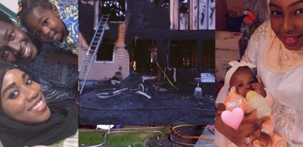 Incendie de Denver : Macky offre 6 millions à la famille Diol et promet de rapatrier les corps