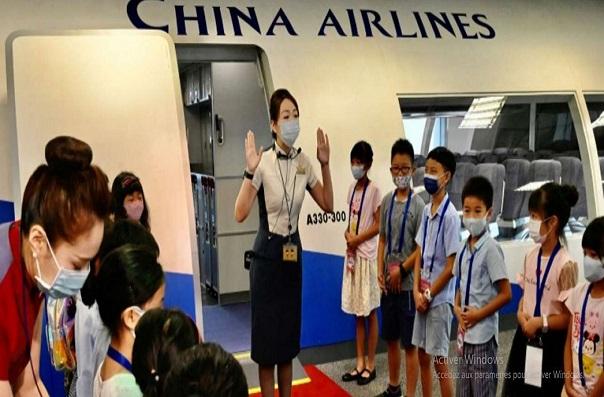 Effondrement du trafic aérien dû au coronavirus : des compagnies taïwanaises proposent des « vols pour aller nulle part »