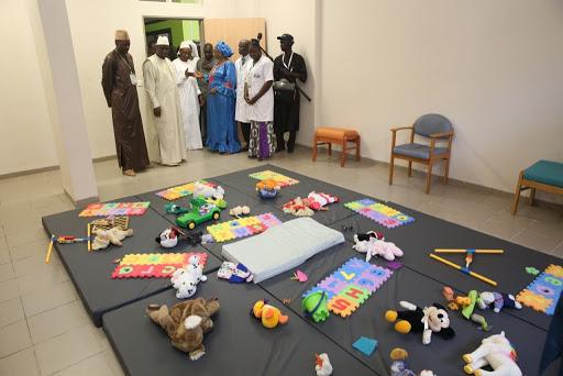 Document - Centre Hospitalier National Dalal Jamm - Le PCA Pr Papa Touré claque la porte pour...